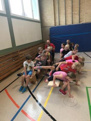 Fotoalbum Handball -Aktionstag 2018