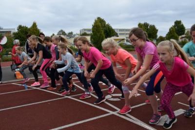 Fotoalbum Impressionen vom Sportfest
