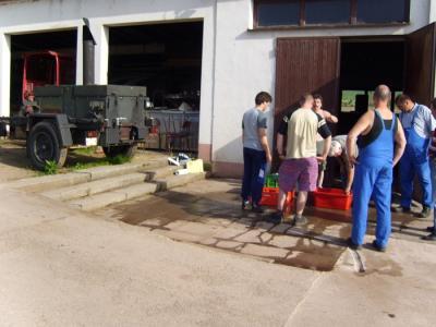 Fotoalbum Impressionen vom 1. Fischerfest unseres Vereines