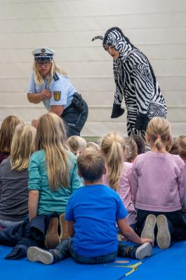 Fotoalbum Das kleine Zebra