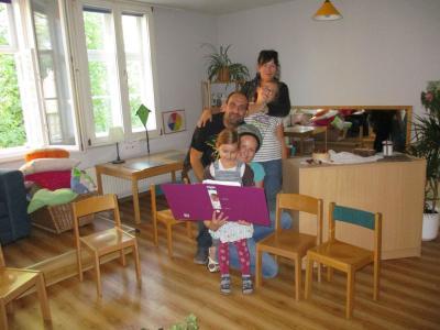 Fotoalbum Eltern-Kind-Nachmittag