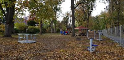 Fotoalbum Erweiterung des Spielplatzes im Heinrich-Heine-Park