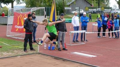 Fotoalbum Leichtathletikkinder bei Sportfest in Passau