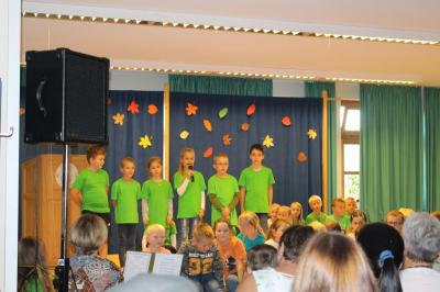 Fotoalbum Herbstfest 2018 in der Grundschule Prackenbach