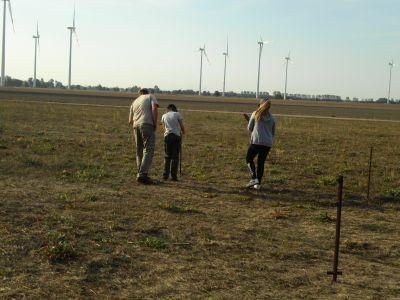 Fotoalbum Projekt zur Berufsorientierung auf dem Lande