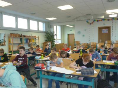 Fotoalbum 2. Schulstufe der Mathematikolympiade