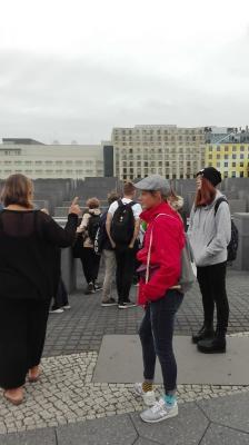 Fotoalbum Polnische Schüler bei uns zu Gast – Schüleraustausch mit Poznań