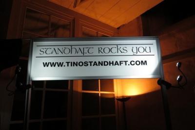 Fotoalbum TINO STANDHAFT & NORMAN DAßLER - Live in Church