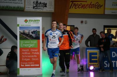 Fotoalbum SH Liga Männer: TSV Sieverstedt - Horst Kiebitzreihe