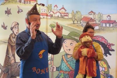"""Fotoalbum """"Franz von Assisi"""" - Singspiel im Gemeindehaus mit Gabi & Amadeus Eidner"""