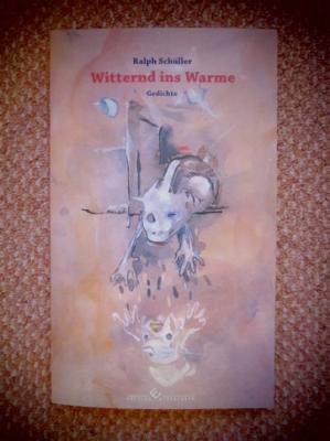 """Fotoalbum """"Witternd ins Warme"""" - Musikalische Buchlesung mit dem Gafiker, Dichter & Musiker RALF SCHÜLLER aus Leipzig"""