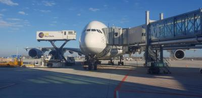 Fotoalbum Ausflug zum Flughafen München