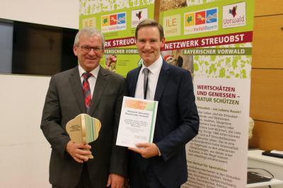 Fotoalbum UN-Dekade-Auszeichnung