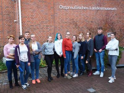 Fotoalbum Exkursion zum Ostpreußischen Landesmuseum