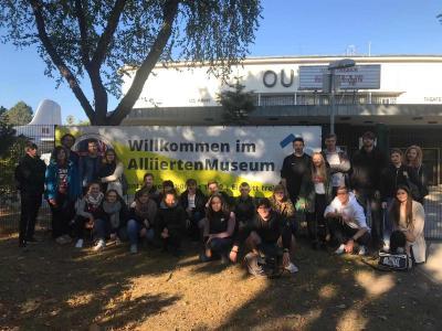 Fotoalbum Exkursion zum Alliiertenmuseum