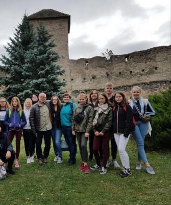Fotoalbum Bildungsfahrt nach Rumänien