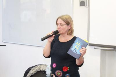 Fotoalbum Internationaler Vorlesetag auch an der Karibu-Grundschule