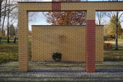 Fotoalbum Denkmal für die Opfer von Krieg und Gewalt