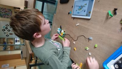 Fotoalbum Lego Junior League Mission Moon
