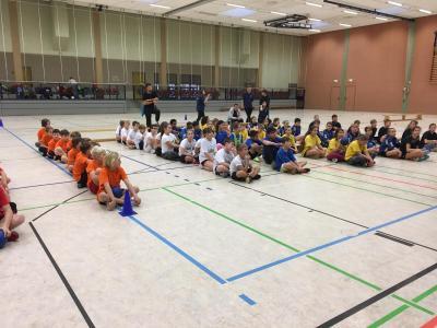 Fotoalbum Zweifelderballturnier der WK 4