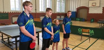 Fotoalbum Tischtennis-Nachwuchs