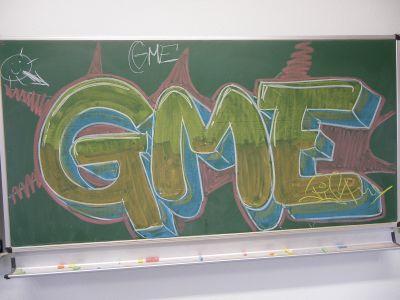 Fotoalbum Unser Graffiti-Projekttag – Ein ganz besonderer Tag -   Gesponsert von enviaM