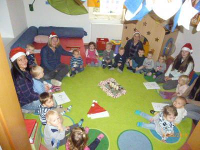 """Fotoalbum """"Heute kommt der Nikolaus in unser Haus"""""""