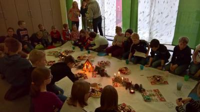 Fotoalbum Kindergottesdienst Weihnachtsfeier