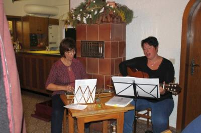 Fotoalbum 2. Seniorenadvent in Prackenbach
