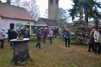Fotoalbum Glühwein und Kerzenglanz am 1. Dezember in Schwarzenburg