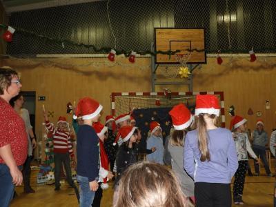 Fotoalbum Weihnachtsaufführung