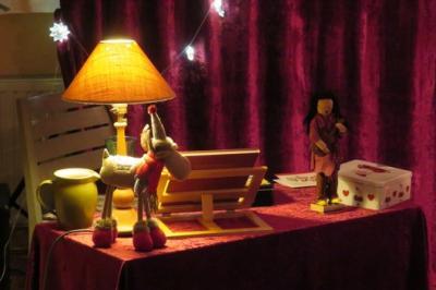 """Fotoalbum """"Es Läutern die Glocken"""" ein ernsthaftes heiteres Weihnachts- u. Winterprogramm mit DUNJA AVERDUNG & JÖRG NASSLER"""