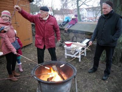 Fotoalbum Der Weihnachtsmarkt in der kleinsten Stadt Brandenburgs