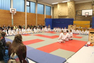 Fotoalbum Judoprüfung 2018