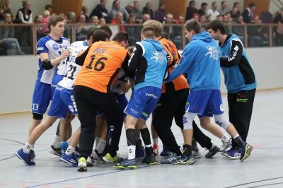 Fotoalbum SH Liga Männer: TSV - HC Treia Jübek
