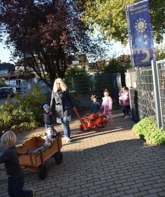 Fotoalbum Ernte-Dank-Zug