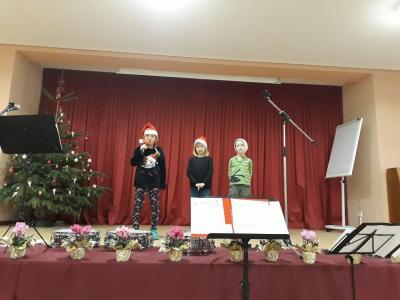 Fotoalbum Weihnachtsprogramm 2018
