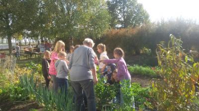 Fotoalbum Herbstfest im Werbiger Schulgarten