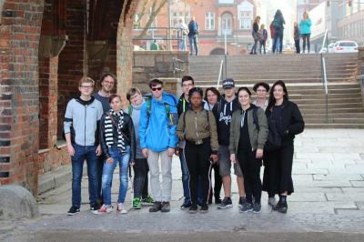Fotoalbum Klassenfahrt nach Lübeck
