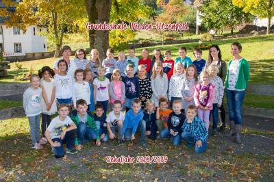 Fotoalbum Grundschule 2018/2019