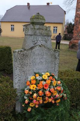 Fotoalbum Gedenkfeier zum 200. Todestag von Pfarrer Johann Friedrich Fritze