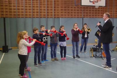 Fotoalbum 3klang Konzert mit Rekkenze Brass