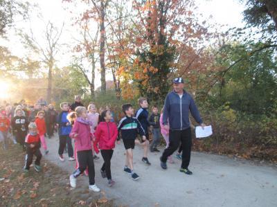 Fotoalbum Herbstcrosslauf