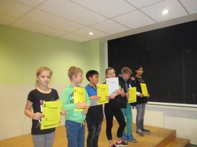 Fotoalbum Mathematikolympiade