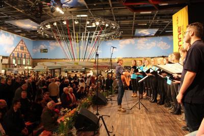 Fotoalbum Der Chor zu Besuch auf der Grünen Woche in Berlin