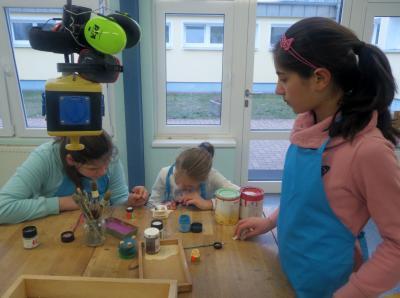 Fotoalbum Projekttag in der Lebensschule Uckermark