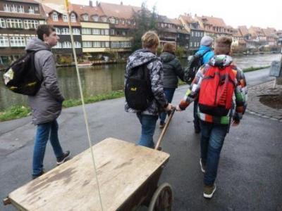 Fotoalbum Exkursion der 7/8 nach Bamberg