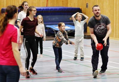 Fotoalbum Sportabzeichen