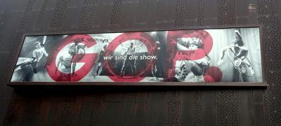 Fotoalbum Besuch des GOP-Theaters in Bremen