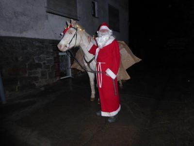 Fotoalbum Der Nikolaus war da...